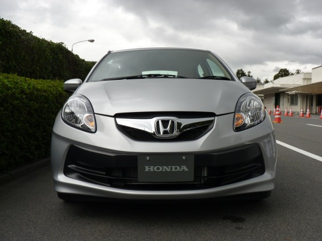 Honda Brio  -  Indonesian-market version  -  Driven, 11/2012