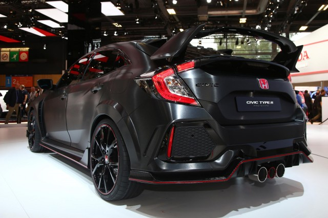 Ram Rebel Trx Concept Honda Civic Type R 2017 Land Rover