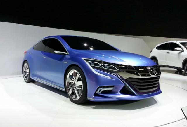 Honda Concept B hybrid hatchback (Photo: Indian Autos Blog)