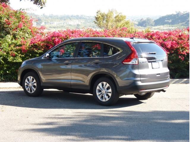 2012 Honda CR-V - First Drive