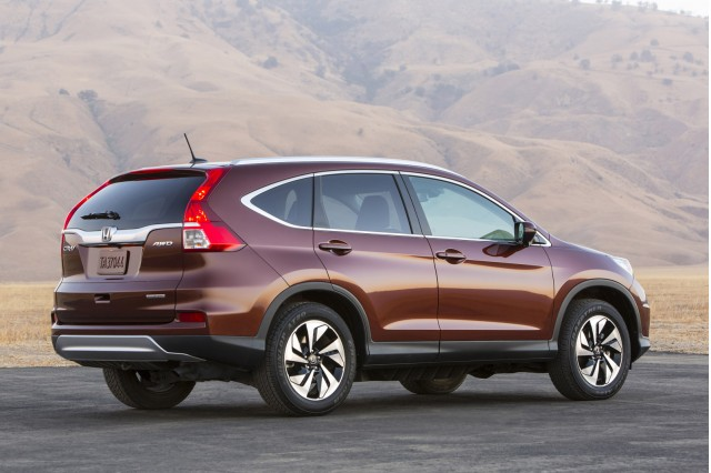 2015 iihs safety ratings the biggest winners and losers for Iihs honda crv
