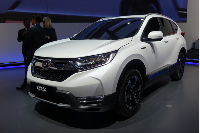Honda Cr V Hybrid To Launch In Europe Still No Word On Us Or Canada
