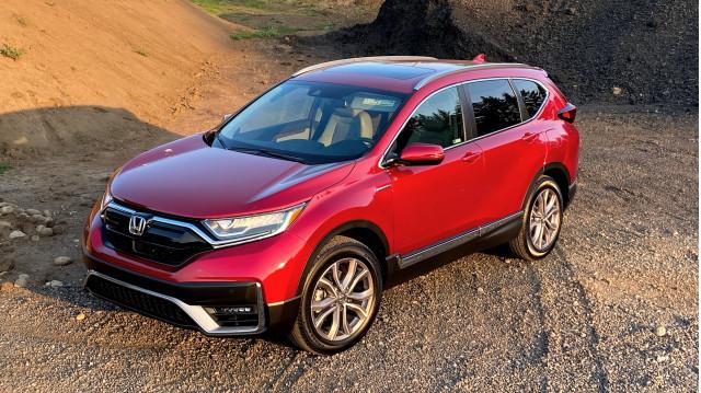 2021 Honda CR-V Hybrid - review update