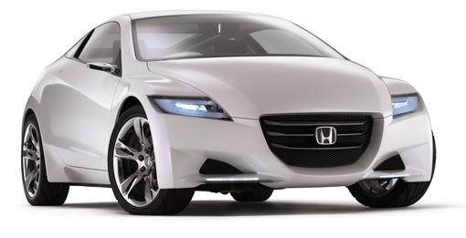 Honda CR-Z hybrid concept