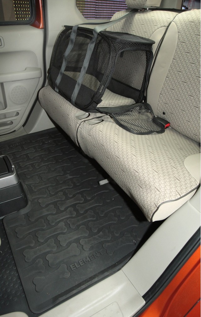 Honda Dog Friendly Element