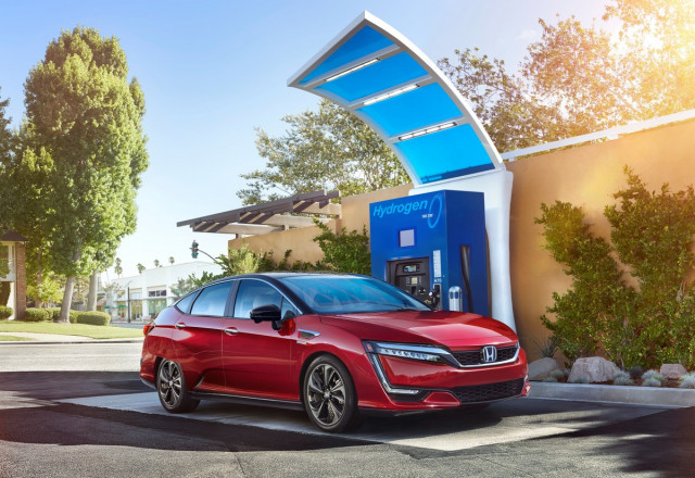 2020 Honda Clarity Fuel Cell