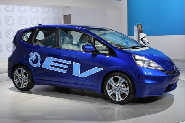 2012 Honda Fit EV