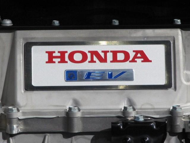 Honda Fit EV shown at Los Angeles Auto Show, Nov 2011