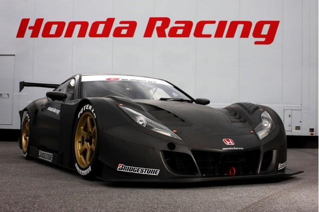 Honda HSV-010 Super GT race car