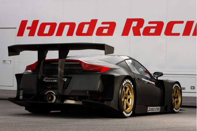 Charmant Honda HSV 010 Super GT Race Car