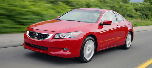 Honda launches 2008 Accord sedan and coupe