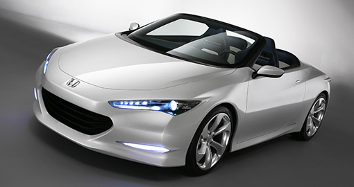 Honda Osm Concept Unveiled At London Motor Show