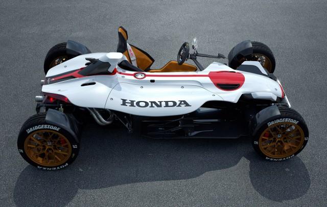 Honda Project 2&4 concept, 2015 Frankfurt Auto Show