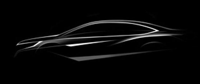 Honda Sedan Concept teased ahead of 2012 Beijing Auto Show