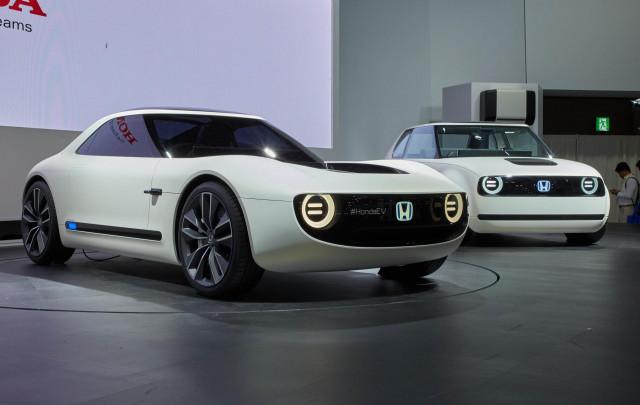 Honda Sports EV concept, 2017 Tokyo Motor Show