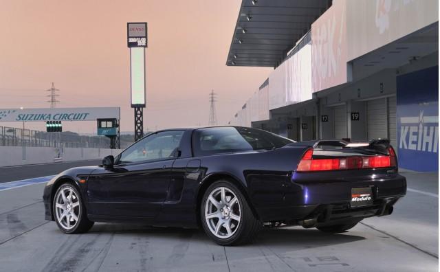 Honda Bringing Cr Z Ts 1x And Sports Modulo Nsx To 2011 Tokyo Auto Salon