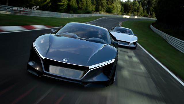 Lovely Honda Sports Vision Gran Turismo
