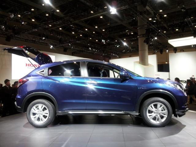 Honda tạm dừng ra mắt mẫu xe Vezel tại VN