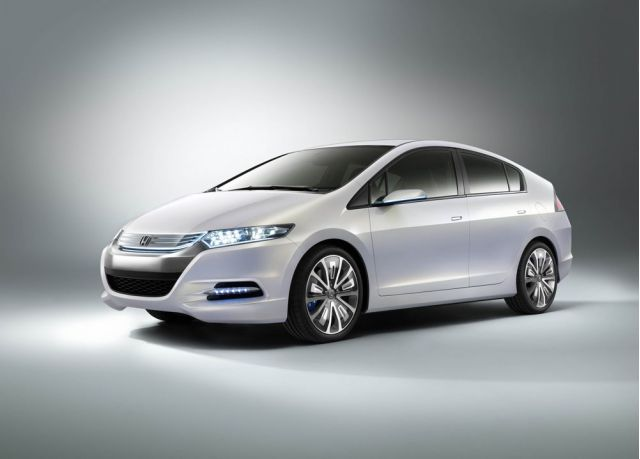 2008 Honda Insight Concept