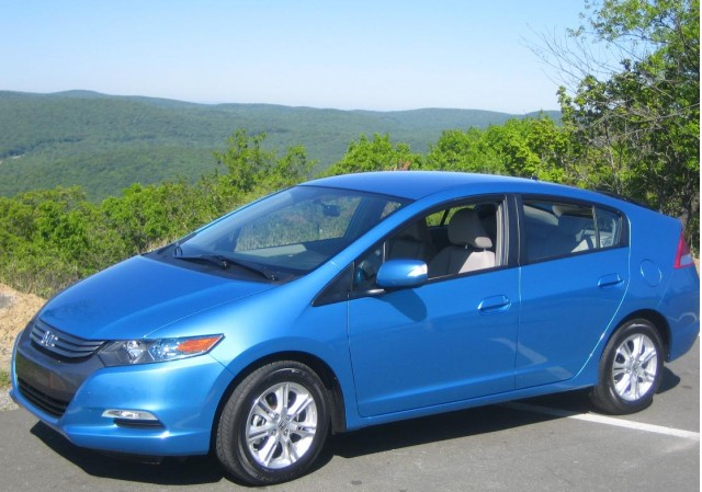 Honda Insight and Toyota Prius Get Top Safety Ratings