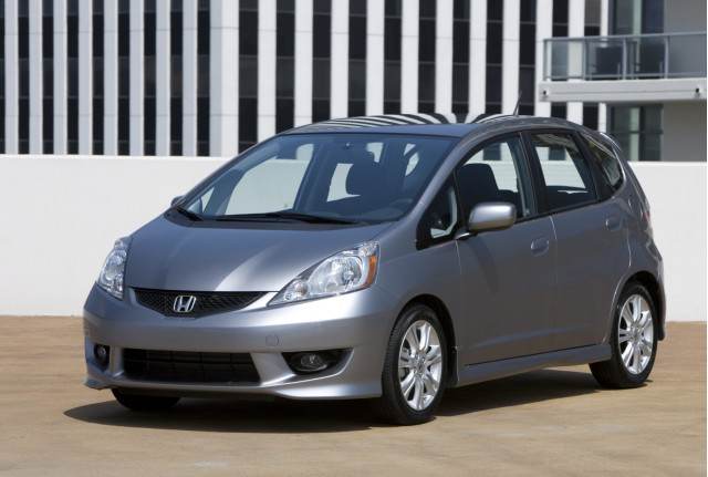 Lovely 2010 Honda Fit Sport