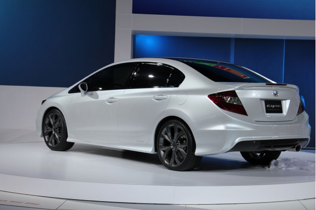 Charming 2012 Honda Civic Coupe