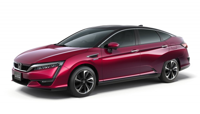 Image result for Honda 2017 Clarity Fuel Cell