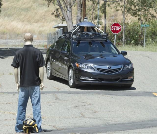 Honda Autonomous Vehicle Technology