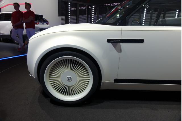 Honda Urban EV Concept, 2017 Frankfurt auto show