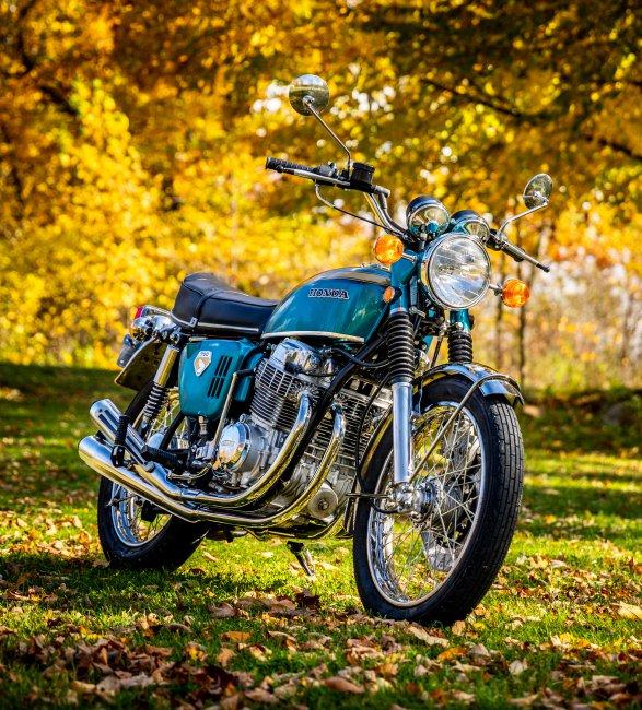 1969 Honda CB750 - Hagerty Media