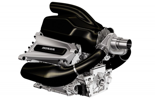 Honda's 2015 Formula One engine