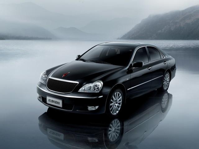 Hongqi HQ3 sedan