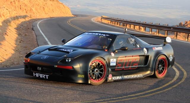 HPD Acura NSX