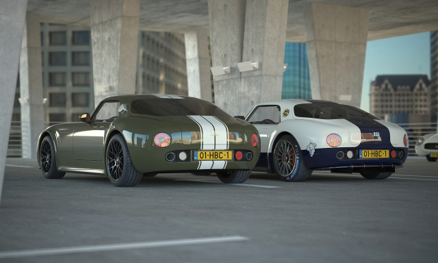 Huet Brothers Coupe
