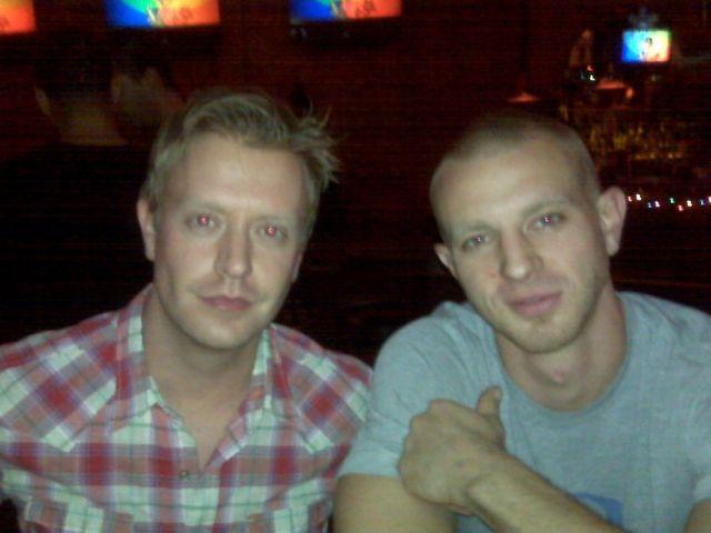 Hugh & Colin