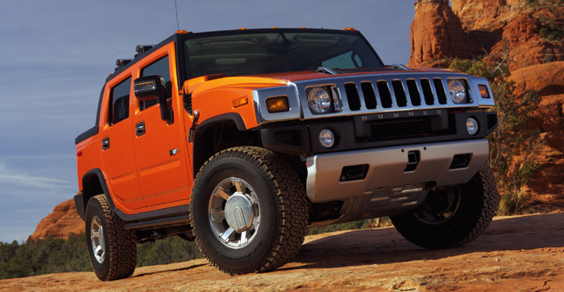 China's green conservation goals don't mesh with Tengzhong's purchase of Hummer, according to state radio