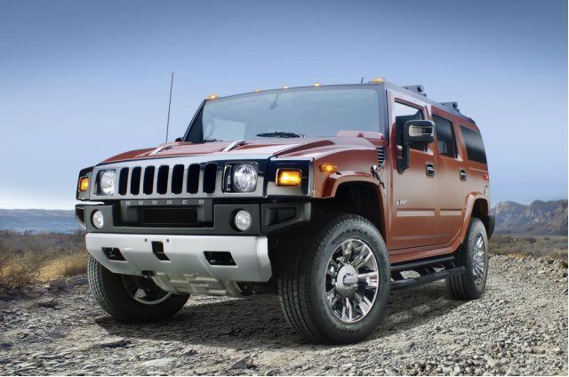 2009 Hummer H2
