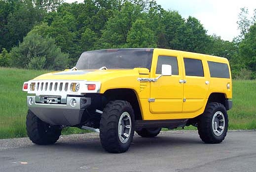 Report: All-electric Hummer revival being mulled as part ...