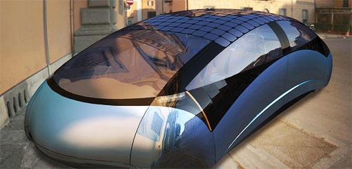 Hungarian eco-car prototype efficient, innovative