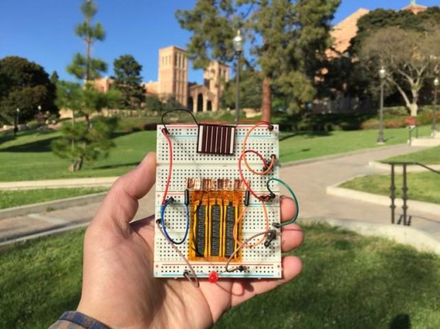 Hybrid supercapacitor developed by UCLA