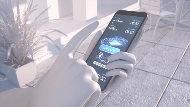 Hyundai and Kia automated valet concept