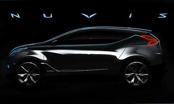 Hyundai HCD-11 Concept