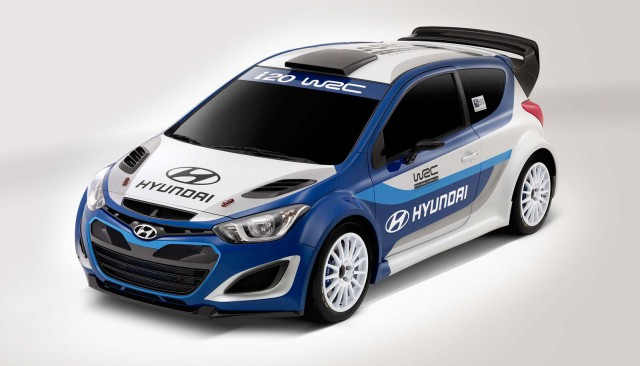 Hyundai To Return To Wrc With I20 Rally Car