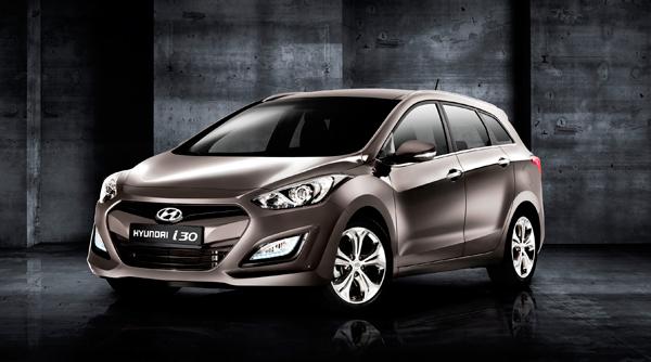 Hyundai i30 wagon (Euro spec)