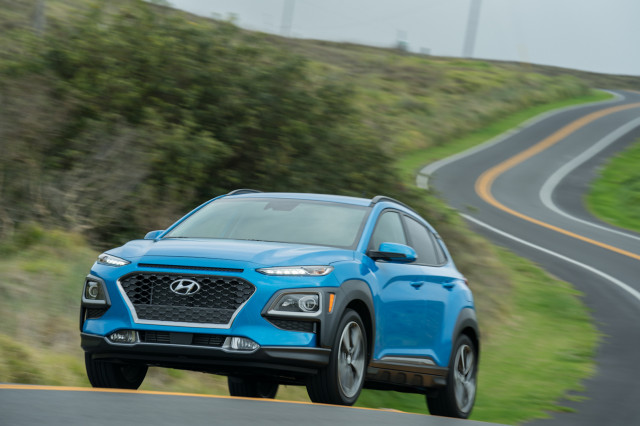 2019 Hyundai Kona adds active safety tech, sees modest price hike
