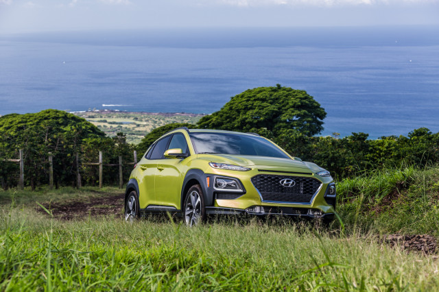 2019 Ford EcoSport vs. 2019 Hyundai Kona: Compare Cars