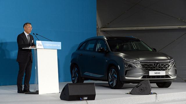 Hyundai Mobis fuel cell announcement