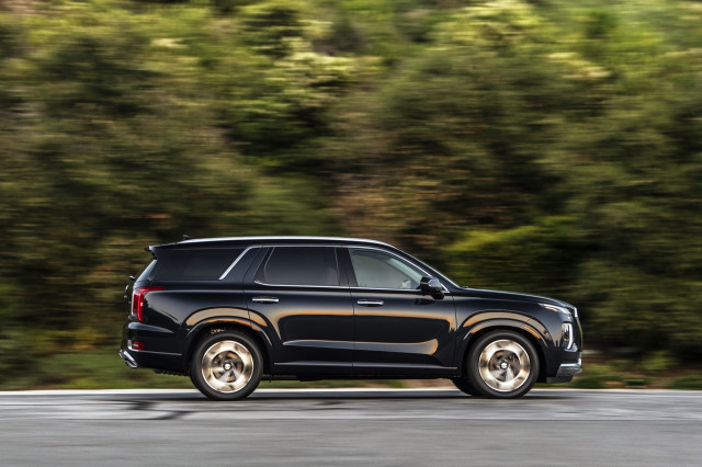 Review update: 2021 Hyundai Palisade Calligraphy takes it beyond the limit