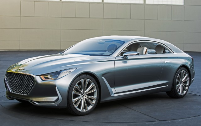 New genesis coupe concept