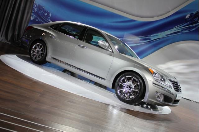 2011 Hyundai Equus Preview
